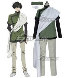 Saiyuki Reload Blast Cho Hakkai Cosplay Costume