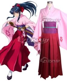 Sakura Wars Sakura Taisen Sakura Shinguji Cosplay Costume