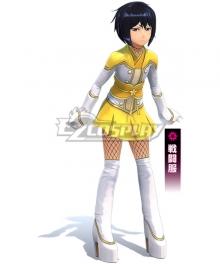 Sakura Wars Shin Sakura Taisen Azami Mochizuki Battle Suit Cosplay Costume
