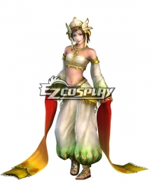 SanZang Cosplay Costume from Dynasty Warriors 3