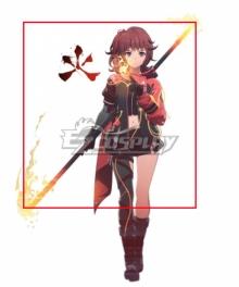 Scarlet Nexus Hanabi Cosplay Weapon Prop