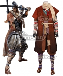 SEKIRO: Shadows Die Twice Shinobi Sekiro Cosplay Costume