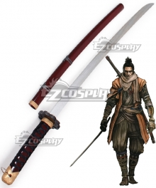 SEKIRO: Shadows Die Twice Shinobi Sekiro Sword Cosplay Weapon Prop