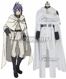 Seraph of the End Vampire Reign Owari no Serafu Lacus Welt Cosplay Costume
