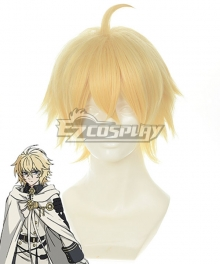 Seraph of the End Vampire Reign Owari no Serafu Mikaela Hyakuya Cosplay Wig - 366B