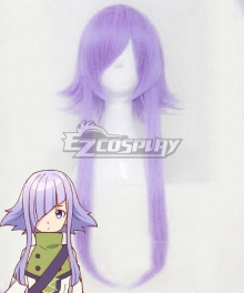 Seven Senses of the Re'Union Shichisei no Subaru Elicia Purple Cosplay Wig