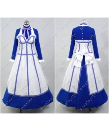 Black Butler 2  Hanna maid Dress Cosplay Costume