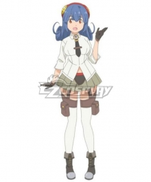Shachibato Guide-san Cosplay Costume