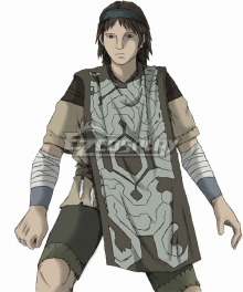 Shadow of the Colossus Wander Cosplay Costume