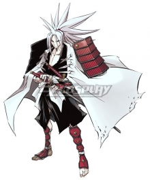 Shaman King Amidamaru Cosplay Costume