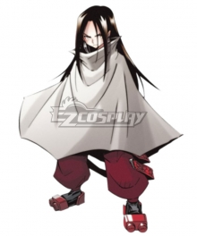 Shaman King Hao Asakura Cosplay Costume