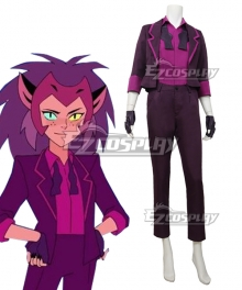 She-Ra and the Princesses of Power Catra New Cosplay Costume