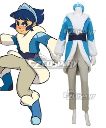 She-Ra and the Princesses of Power Frosta Cosplay Costume