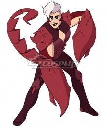 She-Ra and the Princesses of Power PRINCESS SCORPIA Cosplay Costume