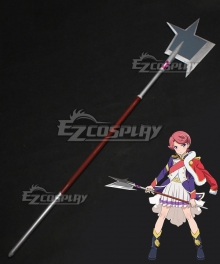 Shoujo Kageki Revue Starlight Futaba Isurugi Axe Cosplay Weapon Prop