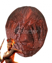 Silent Hill Nurse Halloween Mask Cosplay Accessory Prop