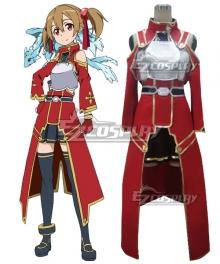 Sword Art Online Silica Shirika Ayano Keiko Cosplay Costume