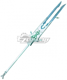 SINoALIC Hansel Gretel Spear Cosplay Weapon Prop