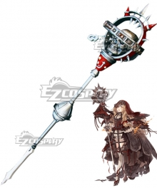 SINoALICE Little Red Riding Hood Stave Cosplay Weapon Prop