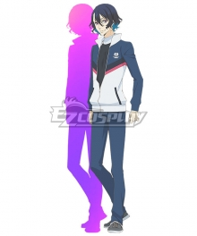Skate-Leading Stars Chutei University Kamimaezu High School Cosplay Costume