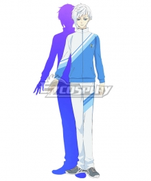 Skate-Leading Stars ST. Clavis Gakuin High School Cosplay Costume