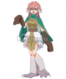 Sleepy Princess in the Demon Castle Harpy Cosplay Costume
