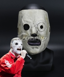 Slipknot Corey Taylor Halloween Mask Cosplay Accessory Prop