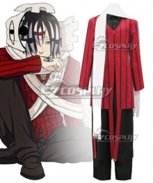 Soul Eater Ashura Cosplay Costume