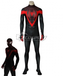 Spiderman Spider-Man: Into the Spider-Verse Aaron Davis Cosplay Costume