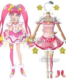 Star Twinkle PreCure Cure Cure Star Hoshina Hikaru Cosplay Costume