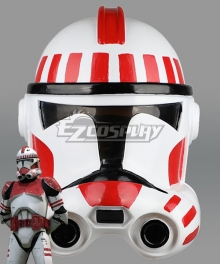 Star Wars Clone Trooper Helmet Cosplay Accessory Prop