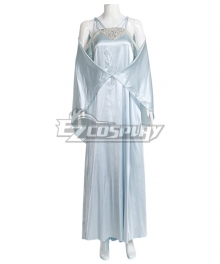 Star Wars Episode 3: Padme Amidala Christmas Nightgown Cosplay Costume