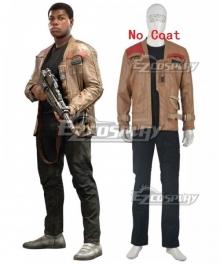 Star Wars Finn FN-2187 Cosplay Costume Cosplay Costume-No Coat