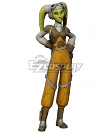 Star Wars Hera Syndulla Cosplay Costume
