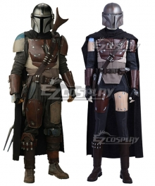 Star Wars Mandalorian Din Djarin Uniform Cosplay Costume