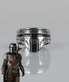 Star Wars Mandalorian Ring Cosplay Accessory Prop