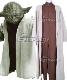 Star Wars Master Yoda Cosplay Costume