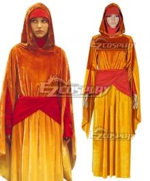 Star Wars Episode 1: The Phantom Menace Padme Handmaiden Padme Amidala Cosplay Costume