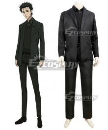 Steins;Gate Steins Gate Zero Rintaro Okabe Cosplay Costume