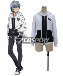 Strike the Blood Kojo Akatsuki Cosplay Costume