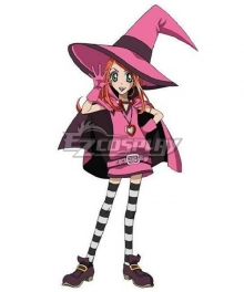 Sugar Sugar Rune Chocolate Helloween Cosplay Costume