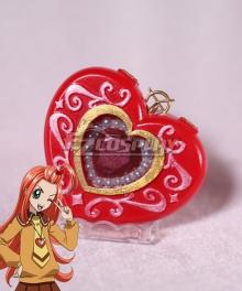 Sugar Sugar Rune Chocolate Necklace Cosplay Accessory Prop