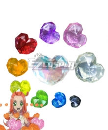 Sugar Sugar Rune Hearts Cosplay Accessory Prop