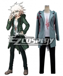Super Danganronpa2 Komaeda Nagito Cosplay Costume