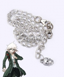 Super Danganronpa 2 Komaeda Nagito Waist chain Cosplay Accessory Prop