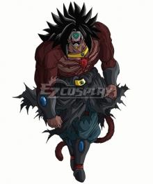 Super Dragon Ball Heroes Dark Broly Cosplay Costume