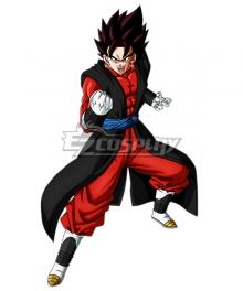 Super Dragon Ball Heroes Vegetto Xeno Cosplay Costume