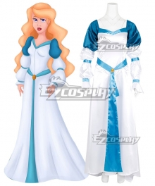 Swan Lake Swan Princess Cosplay Costume
