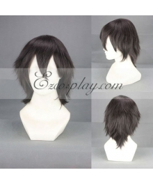 Sword Art Online Kirito Black Cosplay Wig-314C