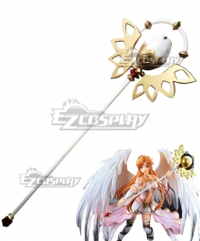 Sword Art Online: Alicization - War of Underworld Asuna Angel Stave Cosplay Weapon Prop